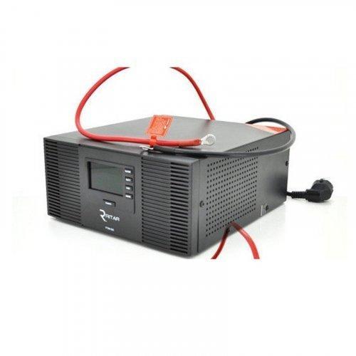 ИБП с правильной синусоидой RITAR RTSWrl-1000 (600Вт)