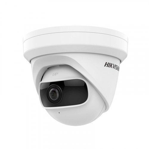 IP Камера видеонаблюдения FishEye 4Мп Hikvision DS-2CD2345G0P-I