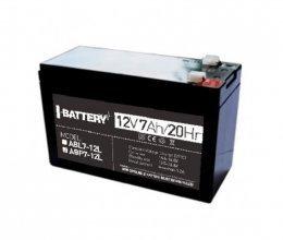 2В 7 Ач для ИБП I-Battery ABP7-12L