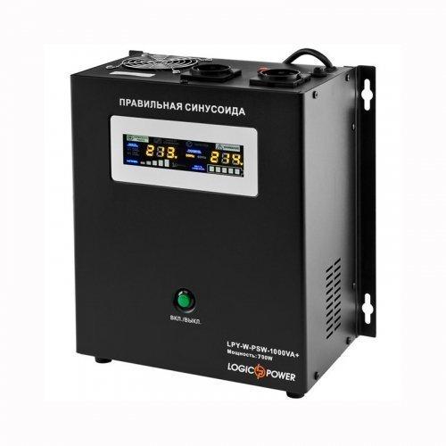 ИБП Logic Power с правильной синусоидой 12V LPY-W-PSW-1000VA+(700Вт)10A/20A