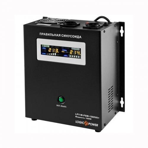 ИБП Logic Power с правильной синусоидой 24V LPY-W-PSW-1500VA+(1050Вт)10A/15A