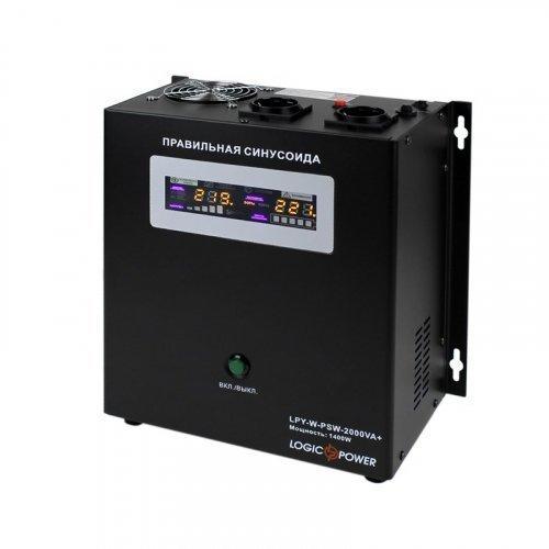 ИБП Logic Power  с правильной синусоидой LPY- W - PSW-2000VA+ (1400Вт)10A/20A