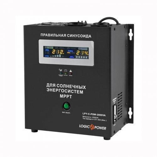 ИБП Logic Power LPY-C-PSW-2000VA (1400W) MPPT24V