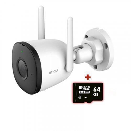 Уличная Wi-Fi IP Камера 4Мп IMOU Bullet 2С (IPC-F42P-D)