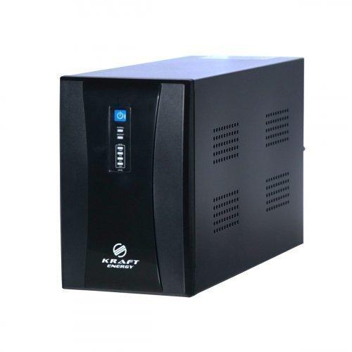 ИБП Kraft KRF-1200VA/720W(LCD)