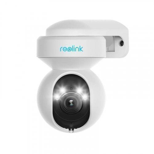 Поворотная Wi-Fi IP Камера с прожекторами 5Мп Reolink E1 Outdoor