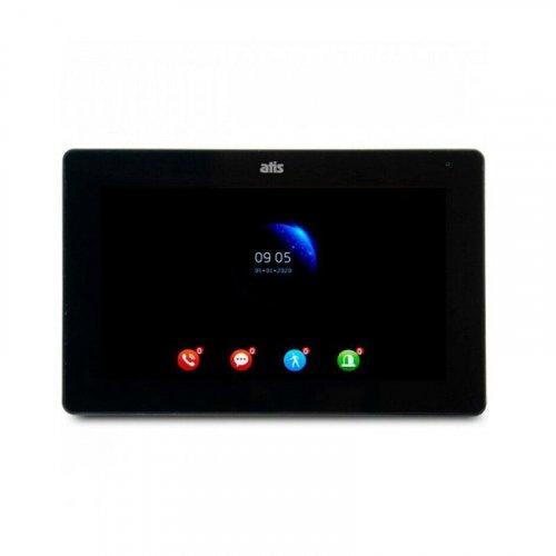 "Wi-Fi видеодомофон 10"" ATIS AD-1070FHD/T-Black с поддержкой Tuya Smart"