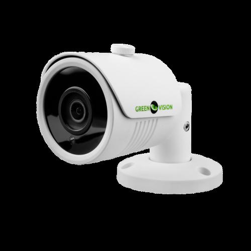 Наружная IP камера Green Vision GV-005-IP-E-COS24-25 3MP SD POE