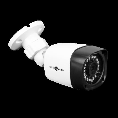 Гибридная наружная камера Green Vision GV-115-GHD-H-СOK50-30