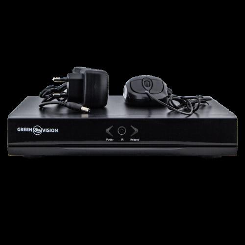 Видеорегистратор NVR Green Vision GV-N-S 001/08 1080p