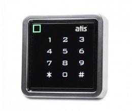 Металлическая кодовая клавиатура влагозащищенная ATIS AK-603 MF-W