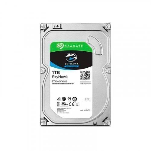 """Жесткий диск HDD 3.5"""" Seagate SkyHawk HDD 1TB 64MB SATA III"""