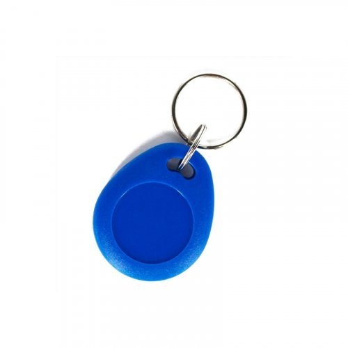Карта доступа и брелок Atis RFID KEYFOB MF Blue