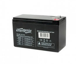 EnerGenie BAT-12V 7.5AH