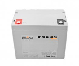 LogicPower LPM-MG 12V 80 AH