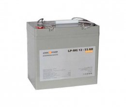 LogicPower LPM-MG 12V 55 AH