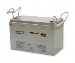 LogicPower LPM-GL 12V 100 AH