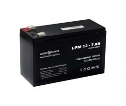 LogicPower 12V 7 AH