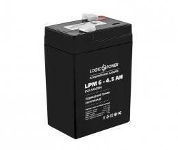 LogicPower LPM 6V 4.5 AH