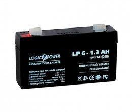 LogicPower LPM 6V 1.3 AH