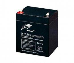 Ritar AGM 12V 5.0Ah Black