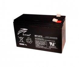 Ritar AGM 12V 7.2Ah Black