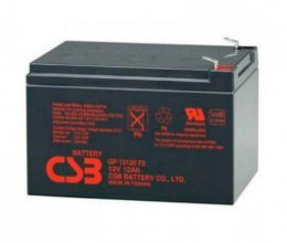 CSB GP12120F2 12V 12 Ah