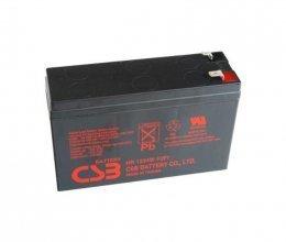 CSB HR1224WF2 12V 6.5Ah