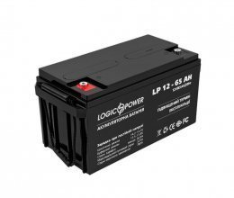 LogicPower LP 12V 65 AH