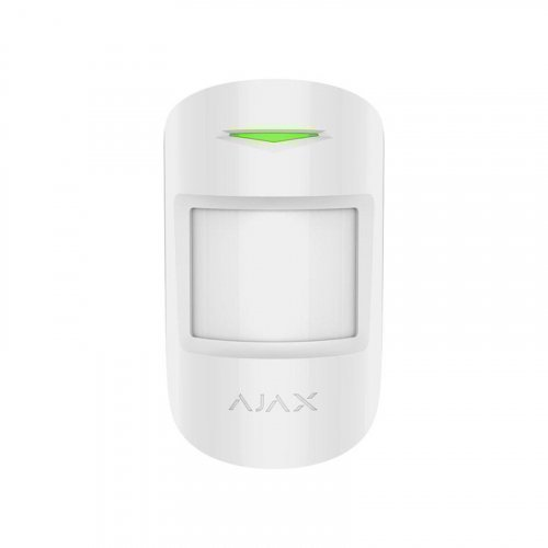 Ajax MotionProtect Plus белый