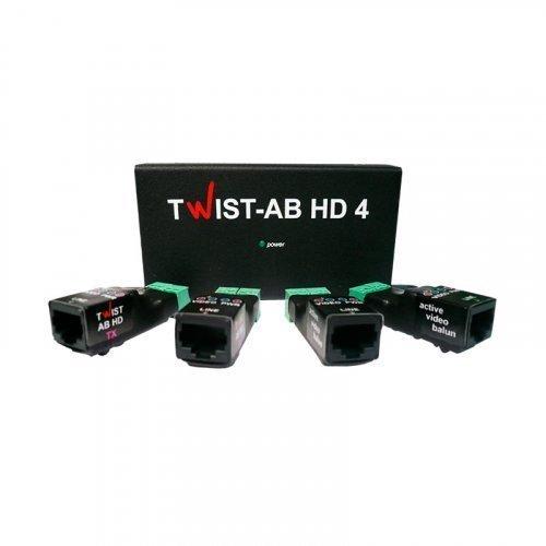 Приемо-передатчик TWIST AB-HD-4