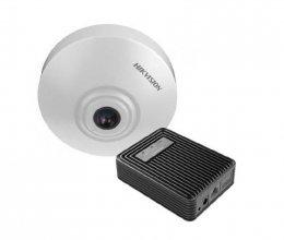 Hikvision DS-2CD6412FWD/C (2.1мм)