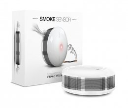 Датчик пожара (дыма) Fibaro Smoke Sensor FGSD-002