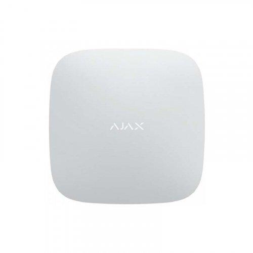 Умная централь Ajax Hub белая