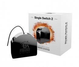 Реле встраиваемое Fibaro Single Switch 2 FGS-213 / FIBEFGS-213
