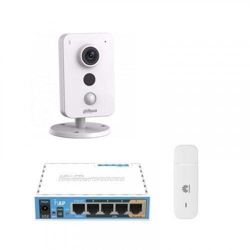 3G комплект с IP камерой DH-IPC-K46P