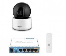 3G комплект видеонаблюдения с IP камерой DH-IPC-A22P