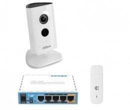 3G комплект с IP камерой DH-IPC-C35P