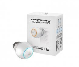 FIBARO Radiator Thermostat Head — FIBEFGT-001