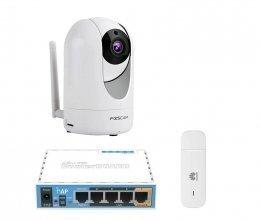3G комплект с IP камерой Foscam R4