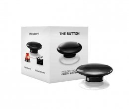 Fibaro The Button black FGPB-101-2  FIBEFGPB-101-2
