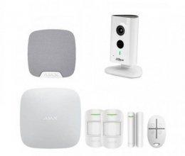 Комплект сигнализации для квартиры + камера Dahua DH-IPC-C35P
