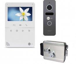 Комплект домофона  NeoLight Tetta и NeoLight Solo + Atis Lock SS