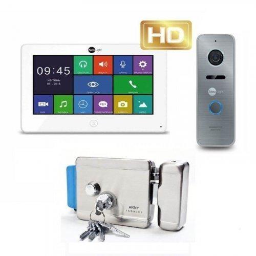 Neolight Alpha HD и NeoLight Prime HD Silver + ARNY Rim SS