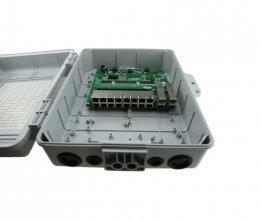 Wi-Tek WI-PS118GFR-O Reverse