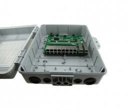 Wi-Tek WI-PS120GFR-O Reverse