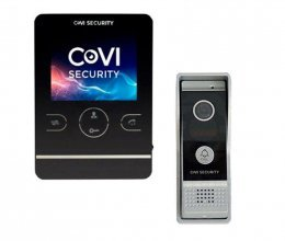 CoVi Security HD-02M-B и CoVi Security CV-42