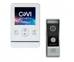 CoVi Security HD-02M-W и CoVi Security HD-02M-W
