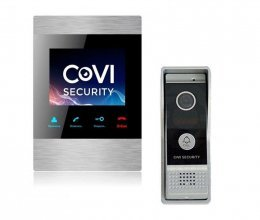 CoVi Security HD-06M-S и CoVi Security CV-42