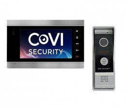 CoVi Security HD-07M-S и CoVi Security CV-42